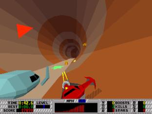 STUN Runner Arcade 045
