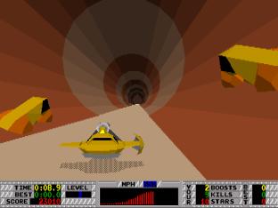 STUN Runner Arcade 053