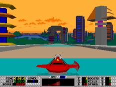 STUN Runner Arcade 055
