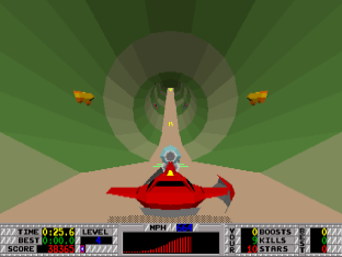 STUN Runner Arcade 078