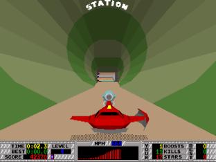 STUN Runner Arcade 086