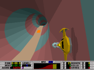 STUN Runner Arcade 097