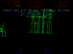 The Empire Strikes Back Arcade 10