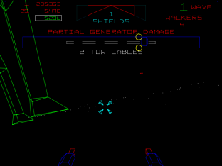 The Empire Strikes Back Arcade 23
