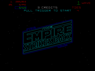 The Empire Strikes Back Arcade 42
