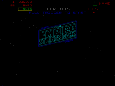 The Empire Strikes Back Arcade 44