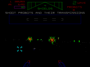The Empire Strikes Back Arcade 45