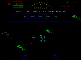 The Empire Strikes Back Arcade 53