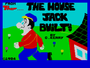 The House Jack Built ZX Spectrum 01