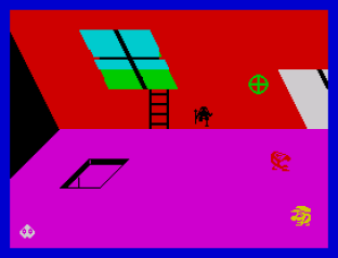 The House Jack Built ZX Spectrum 12