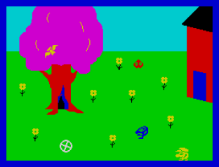 The House Jack Built ZX Spectrum 20