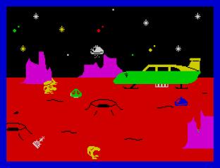 The House Jack Built ZX Spectrum 34