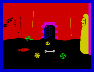 The House Jack Built ZX Spectrum 42