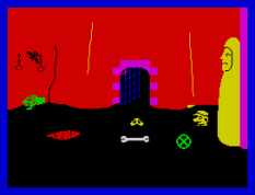 The House Jack Built ZX Spectrum 43