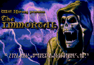 The Immortal Megadrive 001