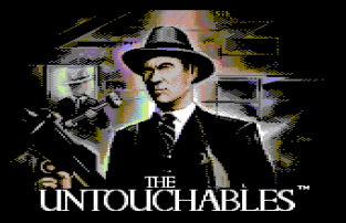 The Untouchables C64 01