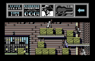 The Untouchables C64 09
