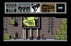 The Untouchables C64 21