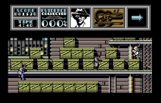 The Untouchables C64 22
