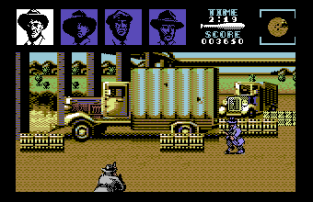 The Untouchables C64 31
