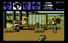 The Untouchables C64 32