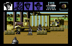 The Untouchables C64 33