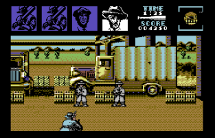 The Untouchables C64 34