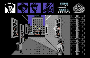 The Untouchables C64 45