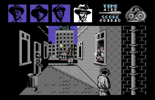 The Untouchables C64 56