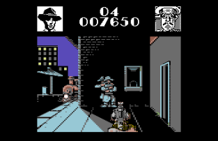 The Untouchables C64 75