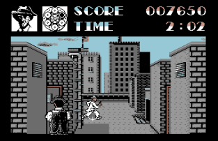 The Untouchables C64 86
