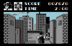 The Untouchables C64 87