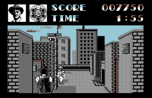 The Untouchables C64 89