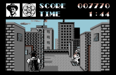 The Untouchables C64 92