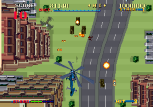 Thunder Blade Arcade 009