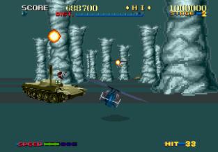 Thunder Blade Arcade 100