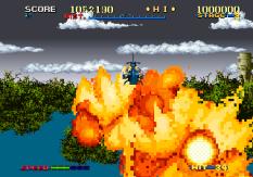 Thunder Blade Arcade 120