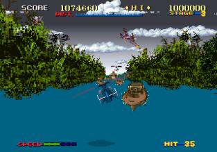 Thunder Blade Arcade 122
