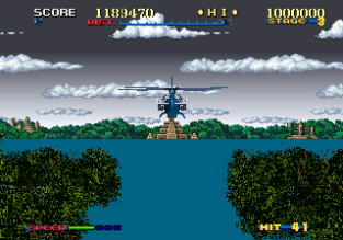 Thunder Blade Arcade 130