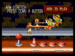 Top Hunter Neo Geo 002