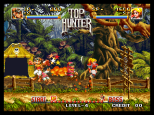 Top Hunter Neo Geo 006