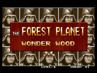 Top Hunter Neo Geo 009