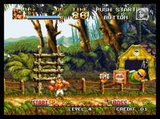 Top Hunter Neo Geo 010