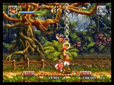 Top Hunter Neo Geo 011