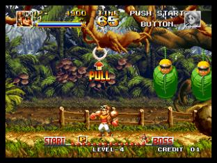 Top Hunter Neo Geo 012