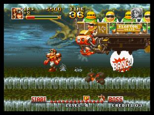 Top Hunter Neo Geo 020