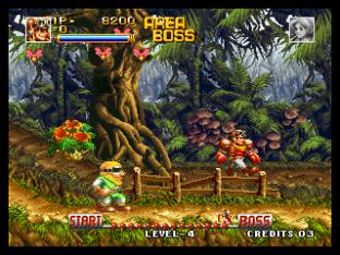 Top Hunter Neo Geo 023