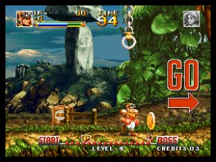 Top Hunter Neo Geo 031