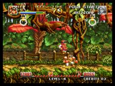 Top Hunter Neo Geo 032
