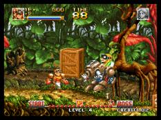Top Hunter Neo Geo 033